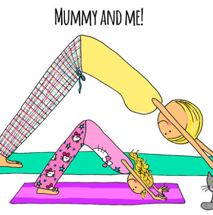 Mummy and Me Yoga