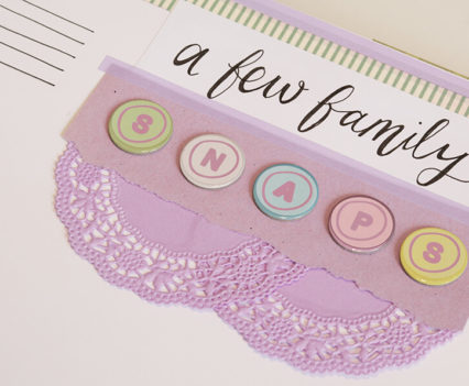 baby book snippets